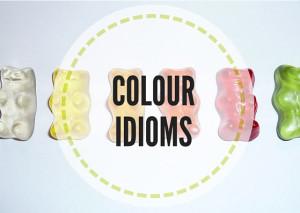 COLOUR-IDIOMS