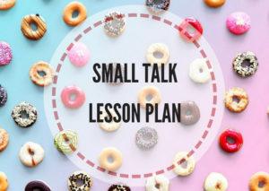Small talk openers