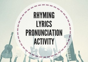 RHYMING-LYRICSPRONUNCIATIONACTIVITY